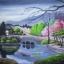 경주 남산 가는 길 (Oil on canvas 90 X 72cm)